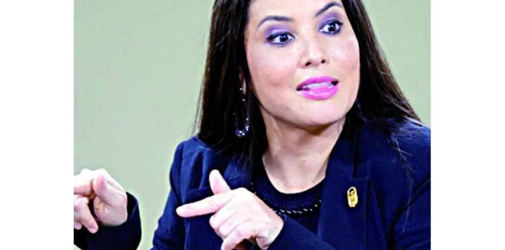 Zulay Rodríguez querella a Ortega