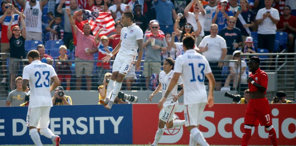 EE.UU. goleó a Cuba 6-0 y es semifinalista de la Copa Oro