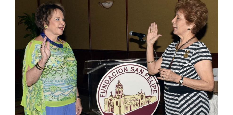 Fundación San Felipe tiene nueva directiva
