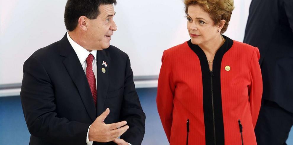 """Mercosur propone eliminar """"trabas"""" y agilizar el comercio"""
