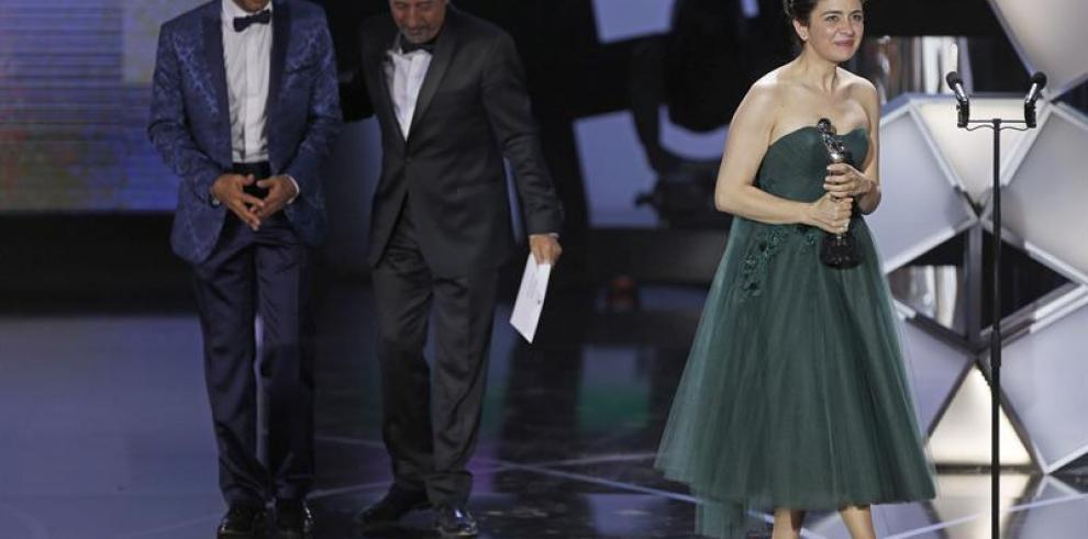 Lista de galardones de los II Premios Platino del Cine Iberoamericano