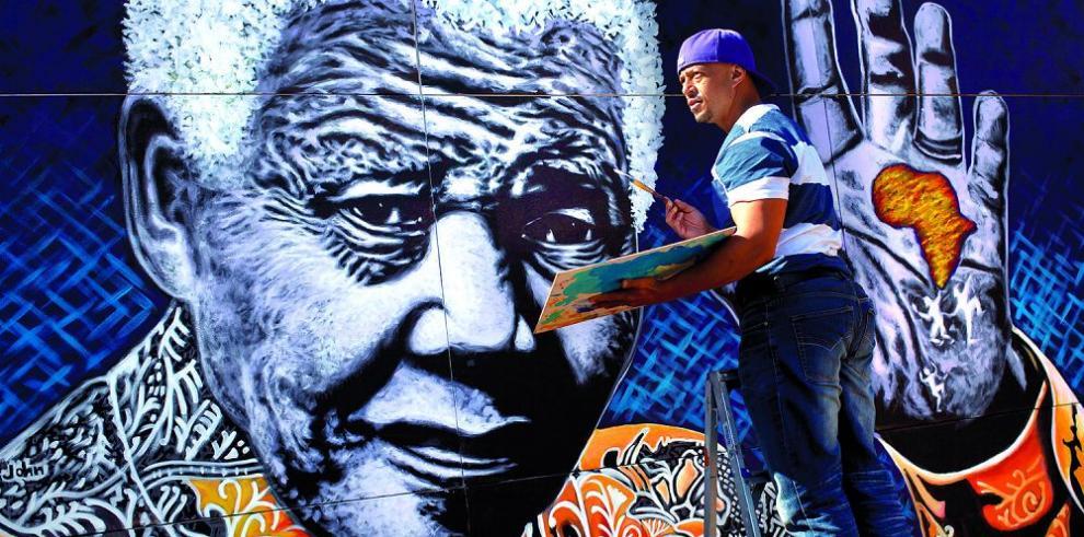 Todos los nombres de Mandela
