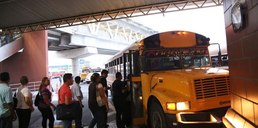 Alcaldía de Arraiján construirá ocho terminales de buses
