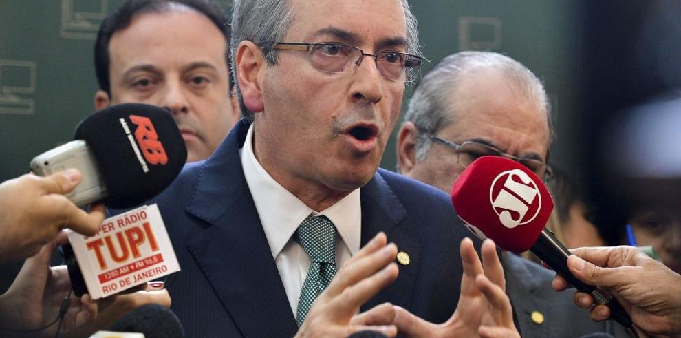 El presidente de la cámara de diputados pasa a ser opositor