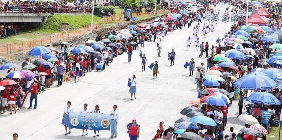 Anuncian ruta del desfile de fiestas patrias en la ciudad de Panamá