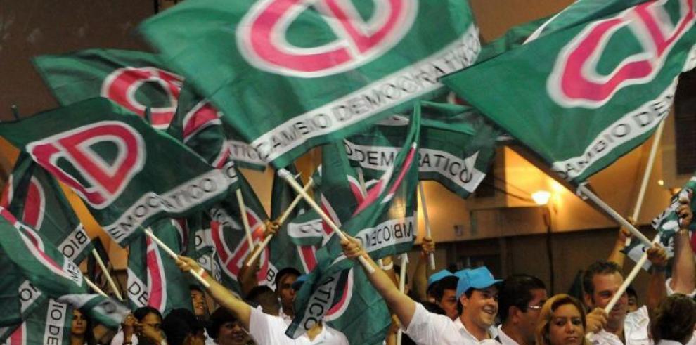 Cambio Democrático aplaza elecciones internas para el 6 de marzo