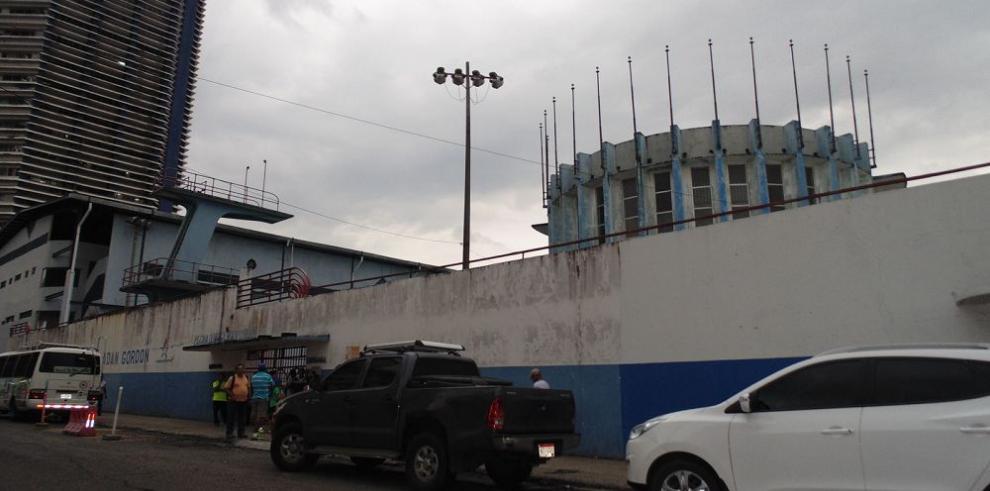 Piscina Adan Gordón será remodelada para el año 2016