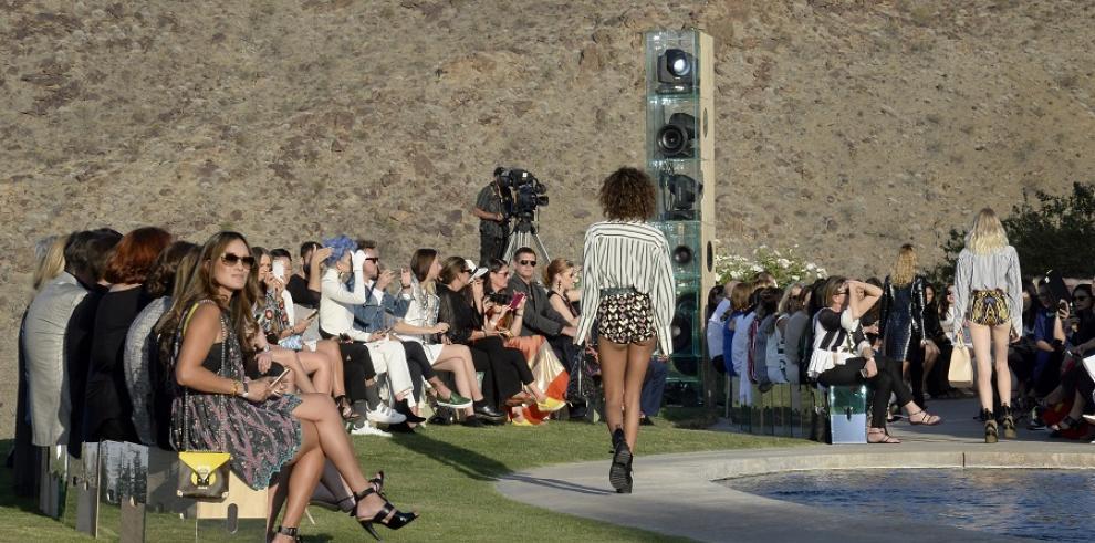 Louis Vuitton presenta su última colección