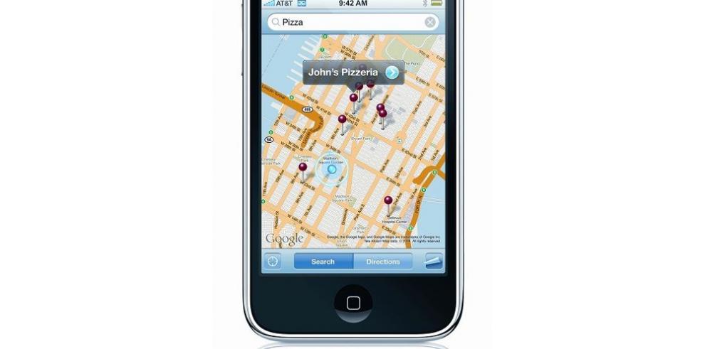 GPS con mayor precisión para dispositivos móviles