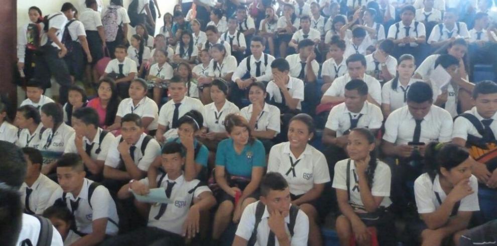 Lanzan programa de Gestión Integral de Riesgo a Desastres en escuelas