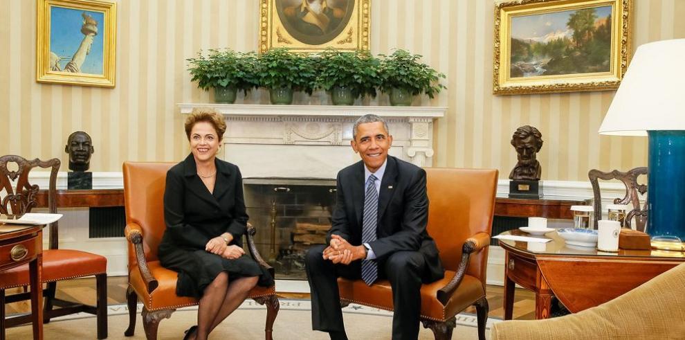 EE.UU. espió avión presidencial de Rousseff y a sus ministros clave