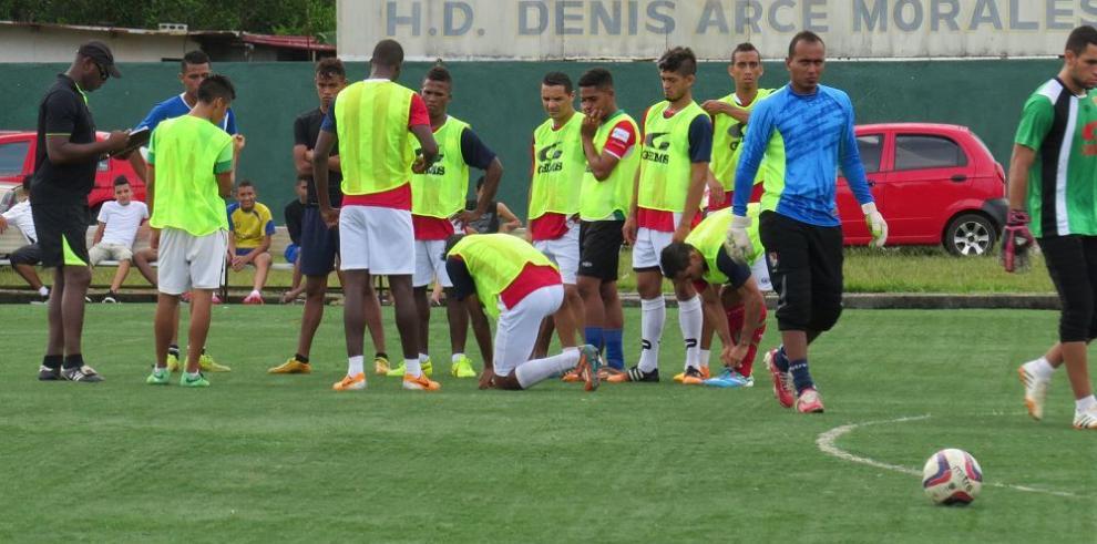 Atlético Chiriquí planea lavar su cara, llegar entre los cuatro