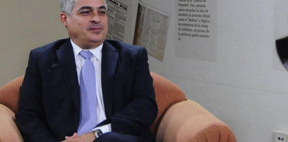 """""""Hay sectores económicos y de poder que quieren un espacio en el Judicial"""""""