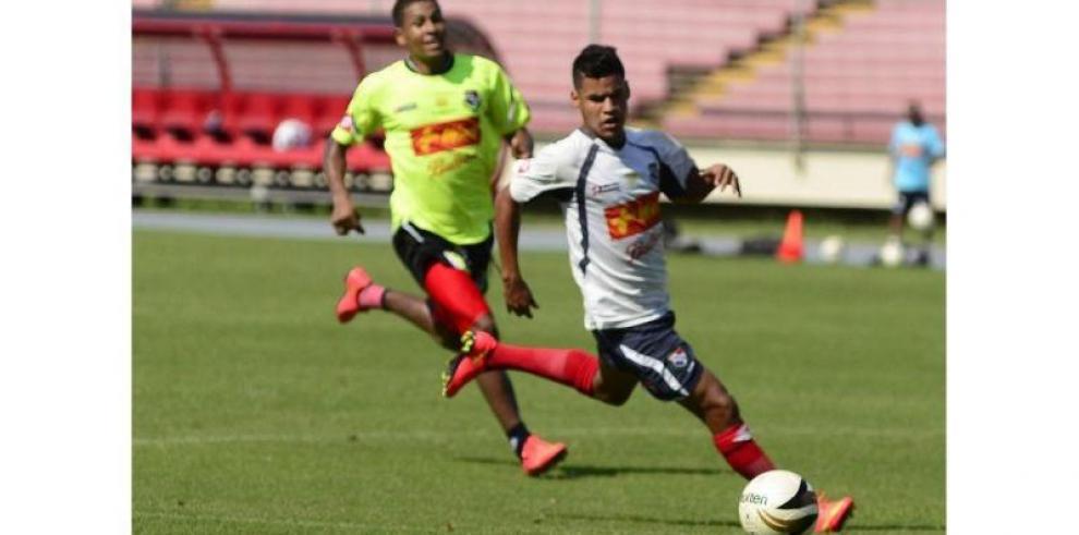 Panamá tiene lista su selección de fútbol para Toronto