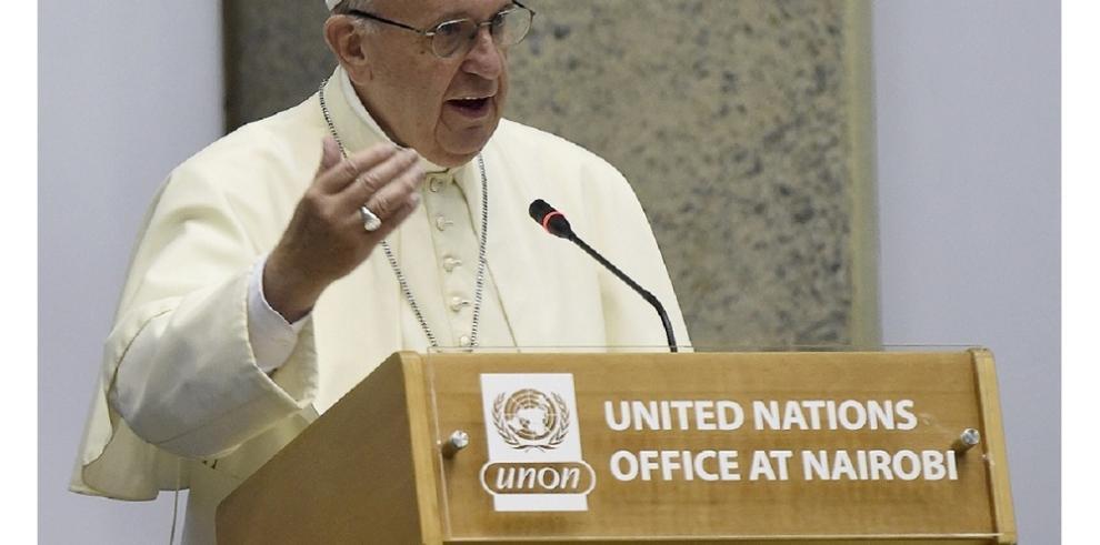 El papa exige a la OMC acuerdos que garanticen la sanidad para todos