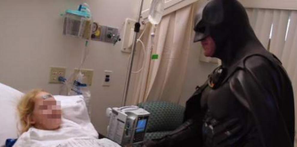 """Batman"" fallece en accidente de tránsito"