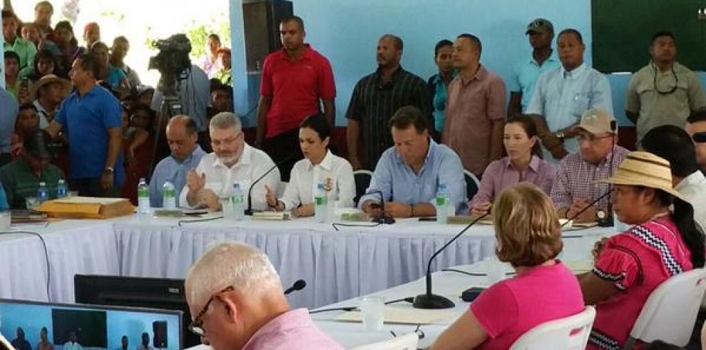 Gobierno e indígenas no se ponen de acuerdo para continuar diálogo