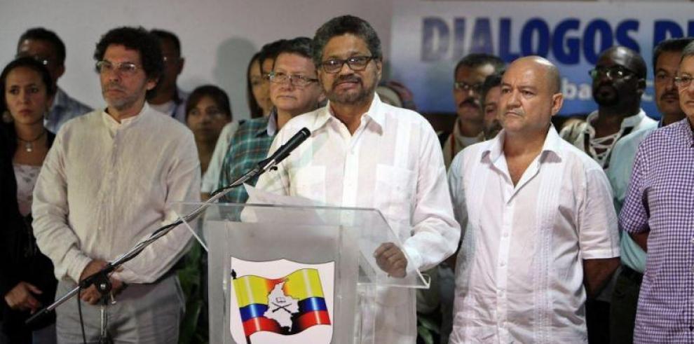 Tregua de la FARC con el Gobierno de Colombia