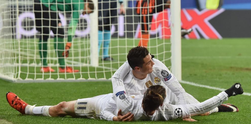 CR7 se escapa como líder de los goleadores de la Champions