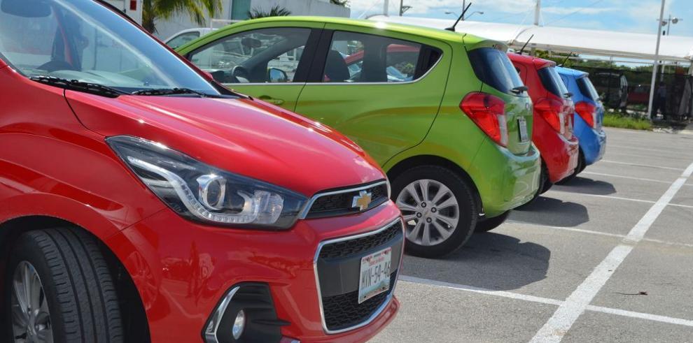 Chevrolet Spark se enfoca en la nueva generación