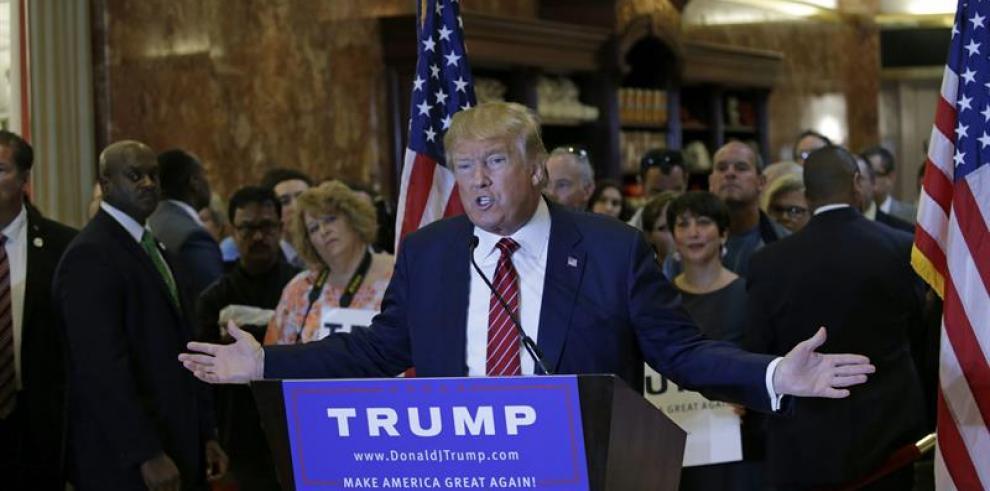 Trump propone rebajas de impuestos a los pobres, ricos y a las empresas
