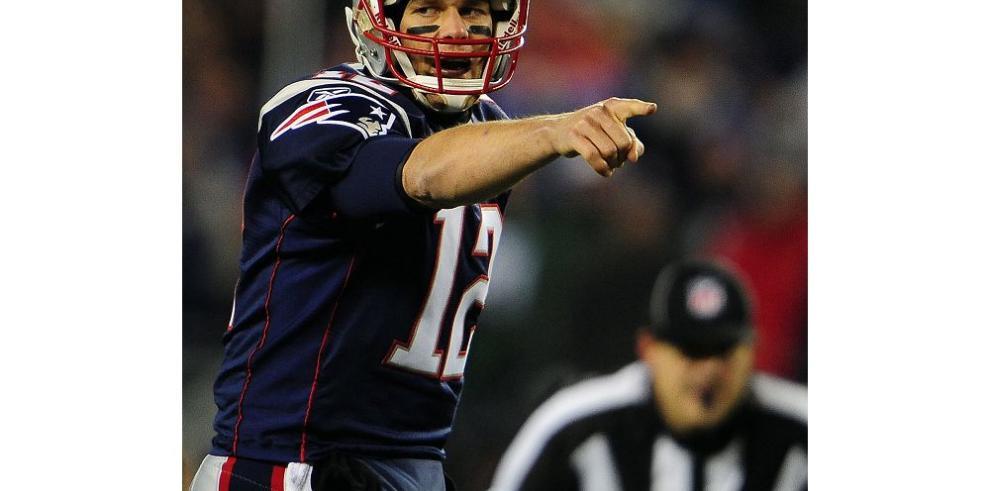 Los Patriots lucen grandes en la NFL