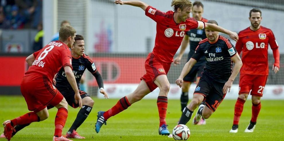 Leverkusen, un reto decisivo para el Bayern Múnich de Guardiola