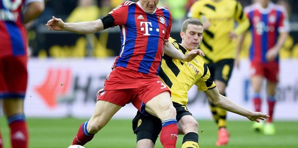 Schweinsteiger se une a la lista de lesionados del Bayern