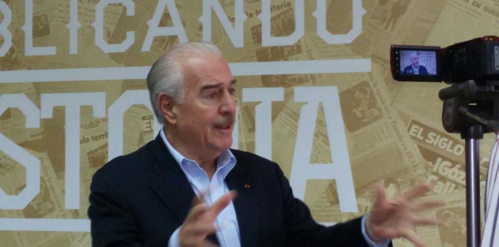 Expresidentes entregarán la carta democrática por crisis en Venezuela