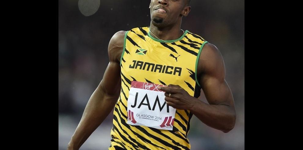 Bolt estará con Jamaica en el Mundial de relevos