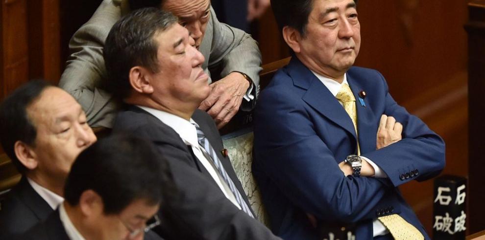 Japón amplía el ámbito de acción de su ejército