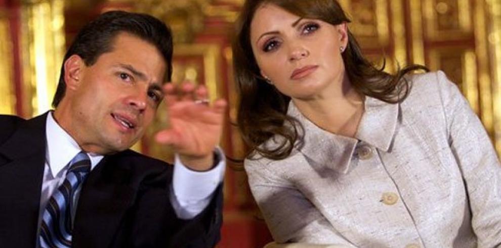 Momentos incómodos entre Peña Nieto y Angélica Rivera