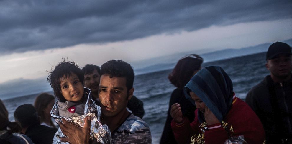 Unos 630 mil migrantes entraron ilegalmente a la Unión Europea este año