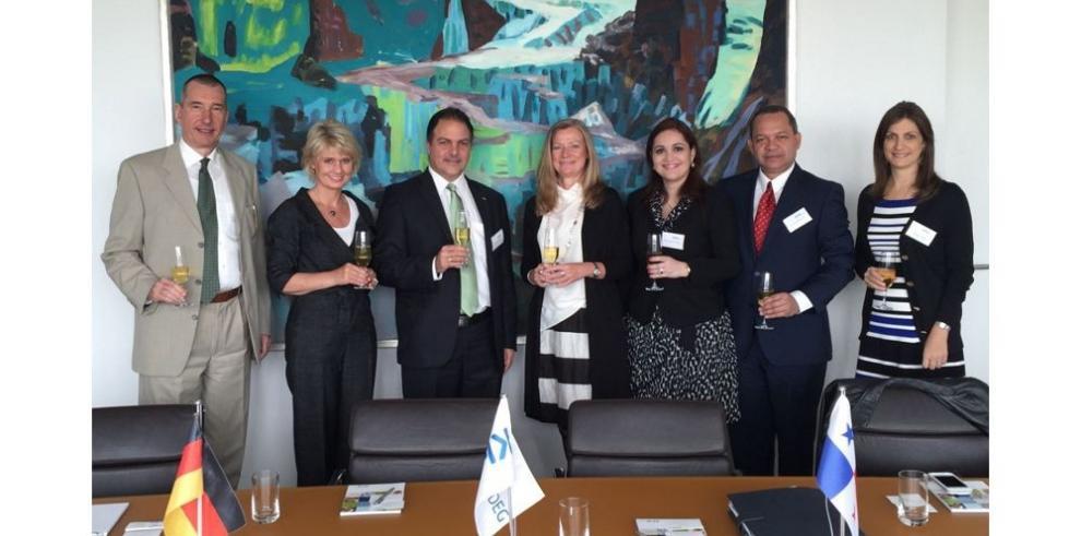 Banco panameño recibe financiamiento