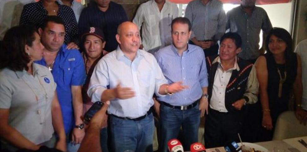Crispiano Adames, candidato para la presidencia de la AN