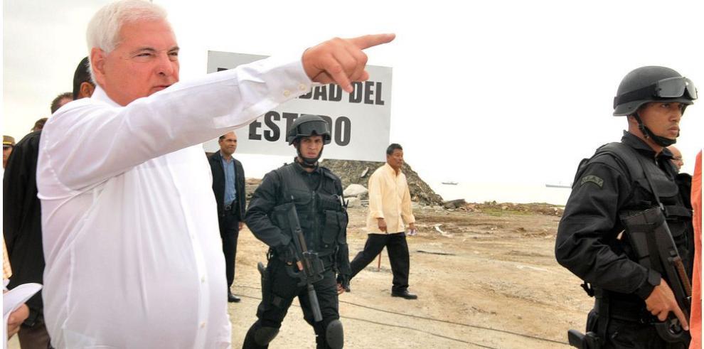 Presidencia convocó visita a Amador