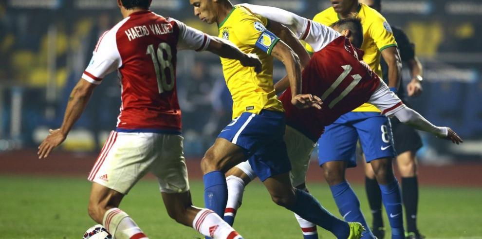 1-1 (3-4): Paraguay pasa a las semifinales en los penaltis