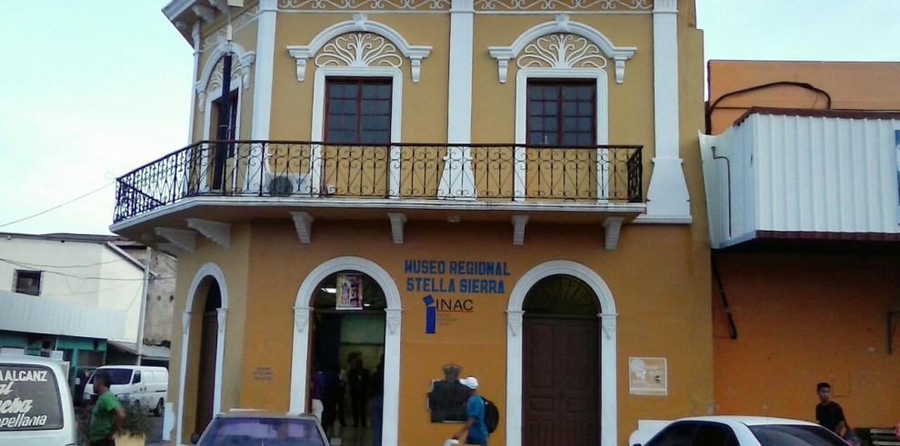 Museo Estela Sierra de Aguadulce cumplió 17 años de funcionamiento