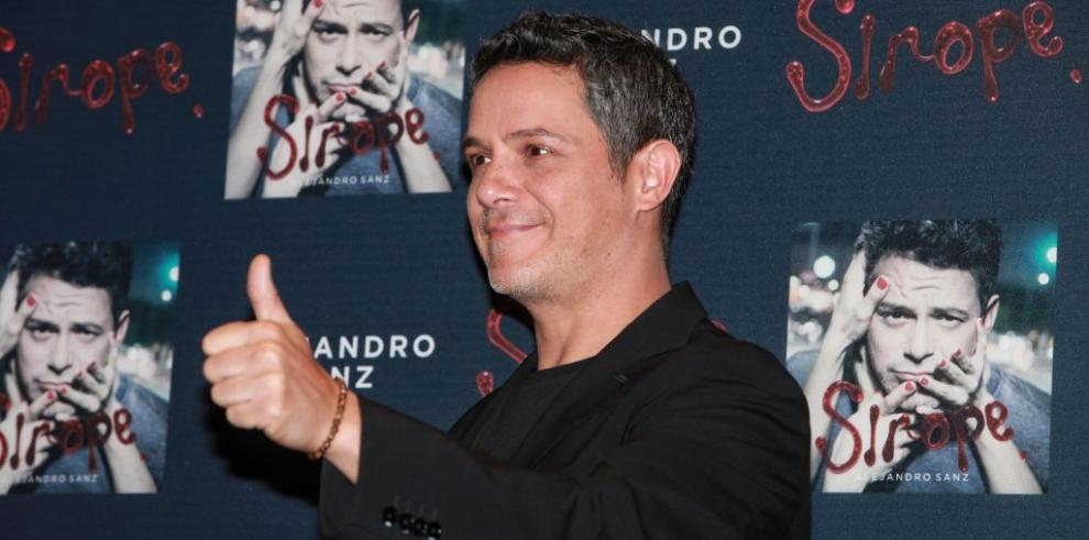 Alejandro Sanz rinde homenaje a la música por el placer de la música