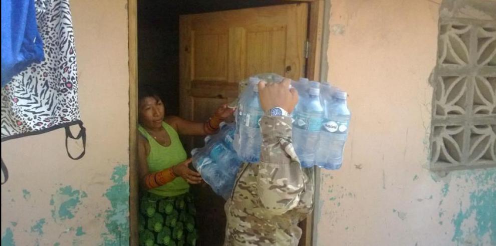 MINSA advierte de consumo de agua en isla San Miguel