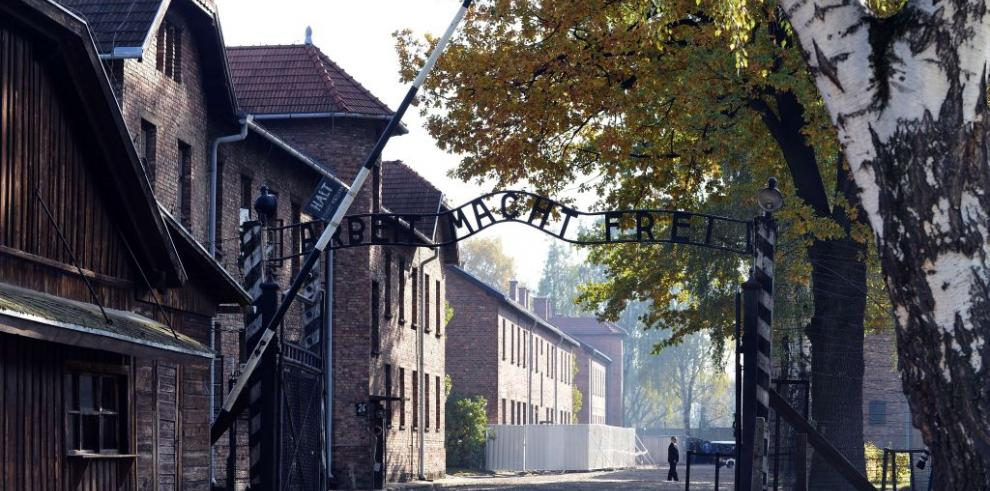 Para los supervivientes de Auschwitz, el horror pervive
