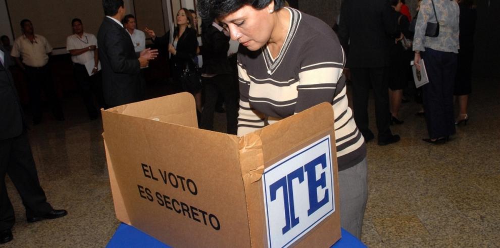 El 6 de septiembre habrá elección parcial en Chiriquí