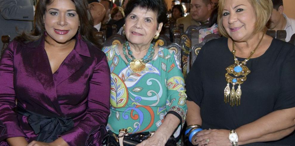Celebración bolivariana en el Casco Antiguo
