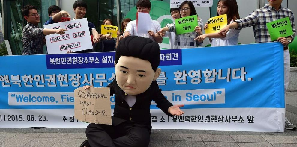 Dan cadena perpetua a dos coreanos del sur