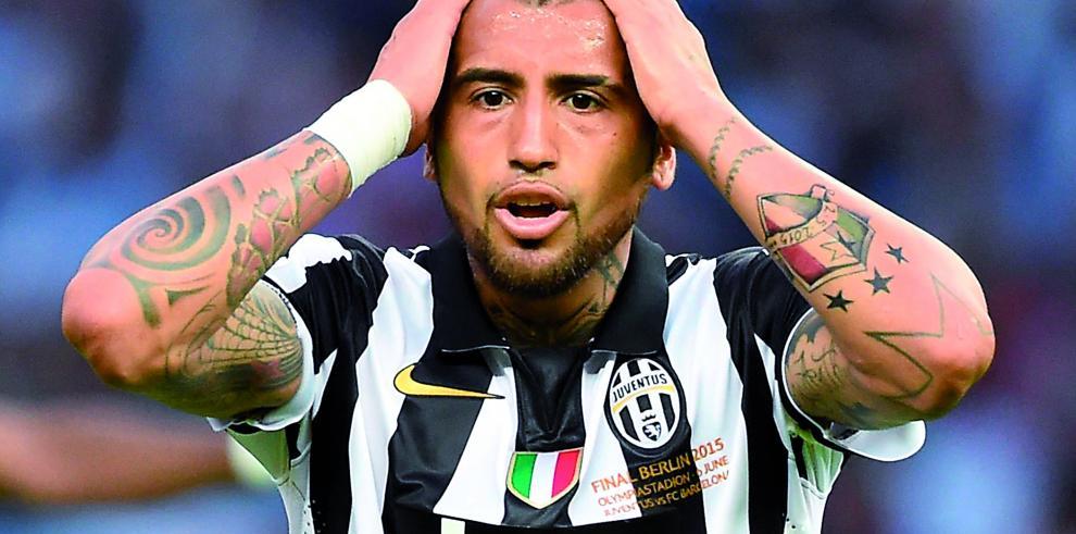 Arturo Vidal será imputado por nuevo delito