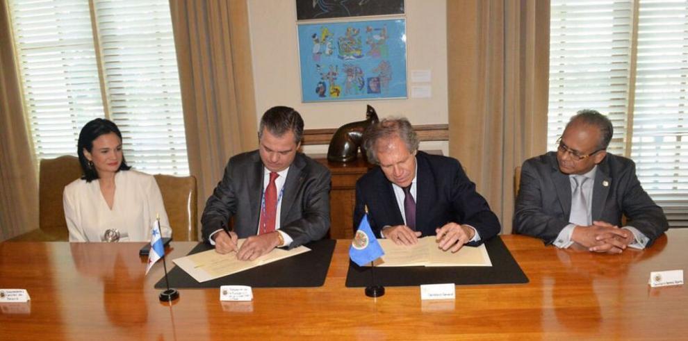 """OEA respalda proyecto del """"Museo de la democracia"""""""
