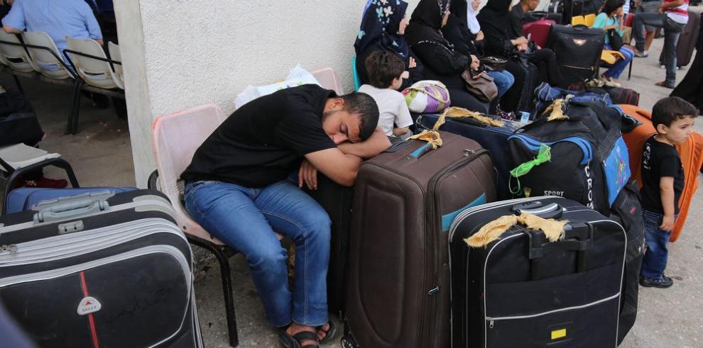 Egipto busca obstruir los túneles ilegales de Gaza