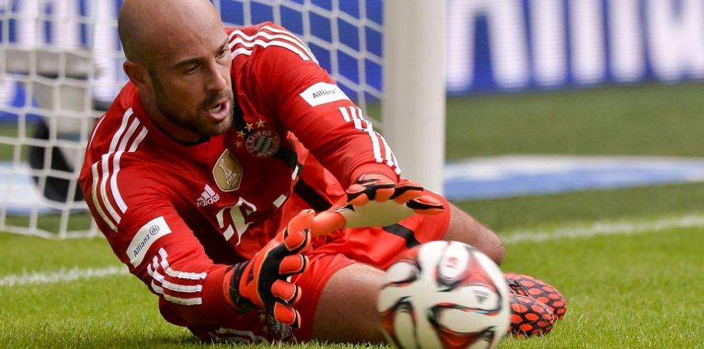 """Pepe"" Reina deja al Bayern Munich y firma con el Napoli"