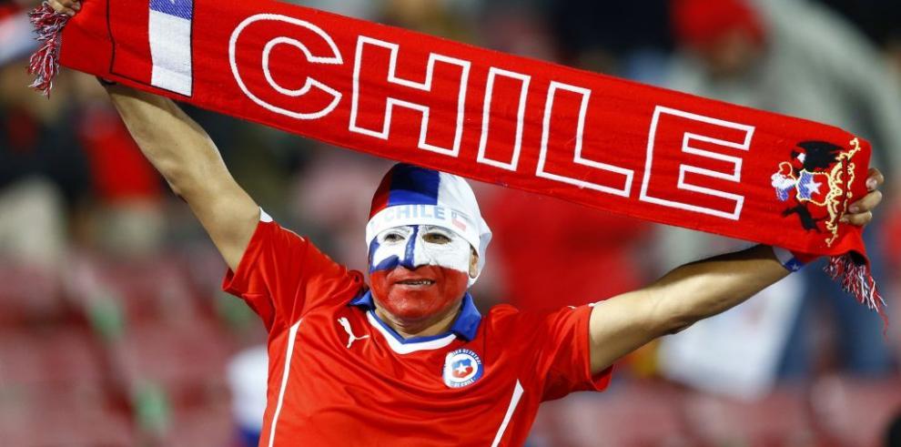 Chile vence 1-0 a Uruguay y avanza a semifinales de Copa América