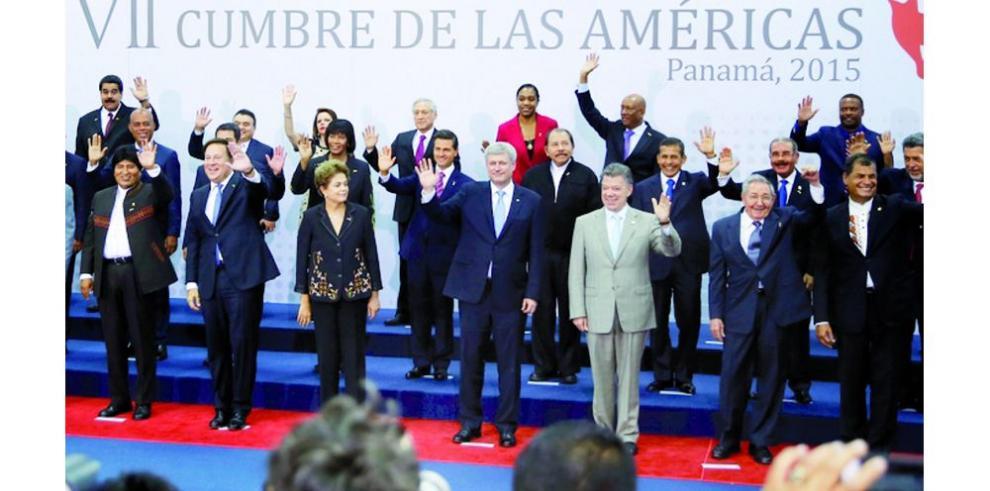 Panamá celebra la VII Cumbre de las Américas